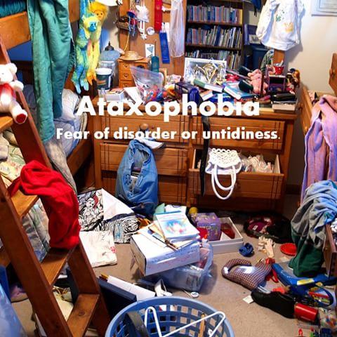 Ataxophobia