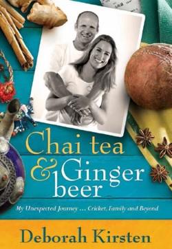 chai tea ginger beer