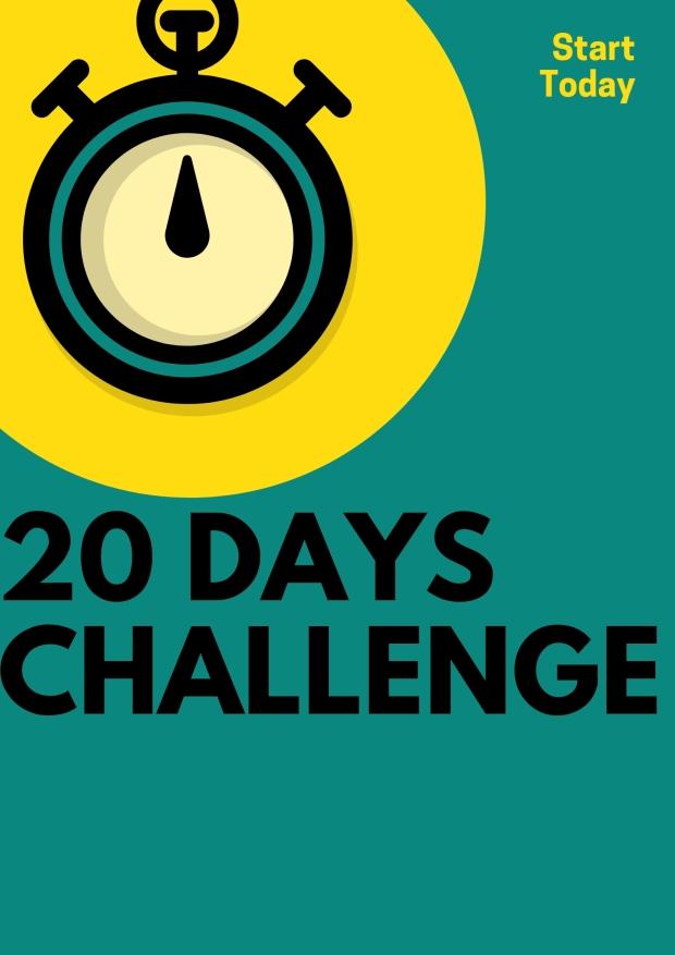 20 Days Challenge