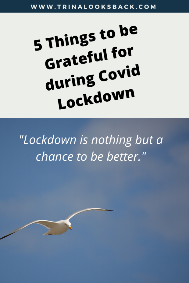 _Lockdownis nothing but a chance to be better._